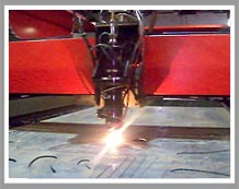 Laser Cutting, Fabrication specialist, thin steel sheet metal fabrication, heavy steel fabrication, Ferrotic Dies , Moulds